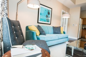Two Bedroom Apartment Furniture- Southgate Towers Apartments