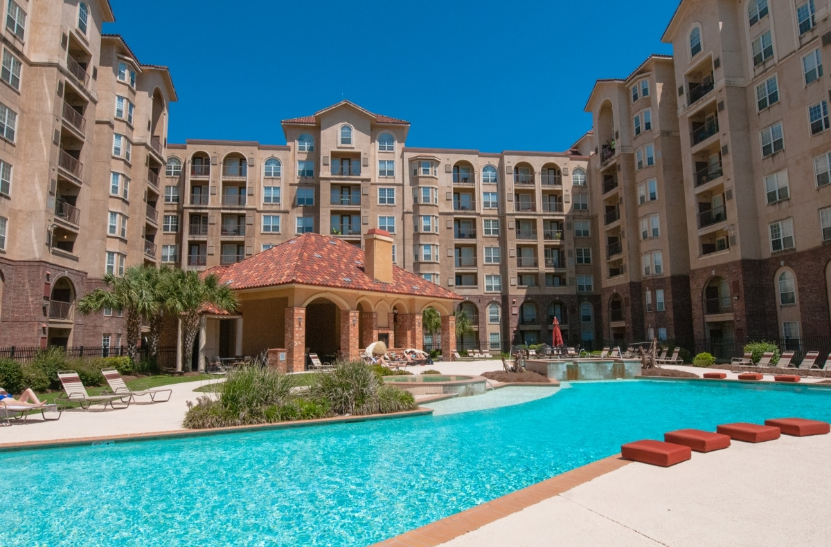 Baton rouge apartments southgate towers apartments - 2 bedroom houses for rent in baton rouge ...